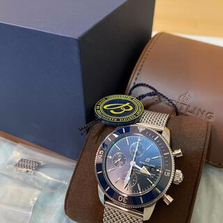 ブライトリング(BREITLING)のブライトリング スーパーオーシャン ヘリテージII クロノグラフ 44(腕時計(アナログ))