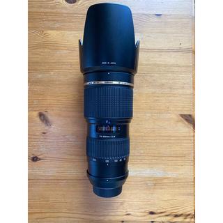 TAMRON - TAMRON SP 70-200mm f2.8 Nikon用