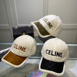 celine - CELINEニット帽a17