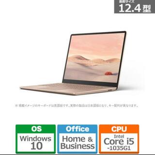 Microsoft - Surface Laptop Go サンドストーン THH-00045