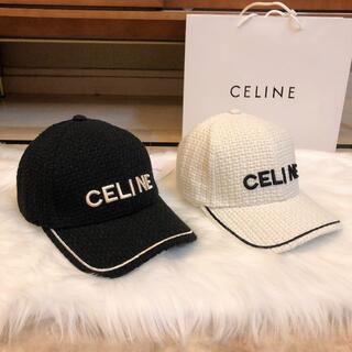 セリーヌ(celine)のCELINEキャップa19(ハット)