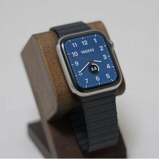 Apple - Apple Watch Series 5 44mm Edition チタニウム