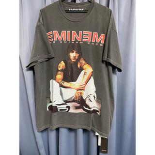 ビームス(BEAMS)のInsonnia Projects / EMINEM(エミネム)Tシャツ L(Tシャツ/カットソー(半袖/袖なし))