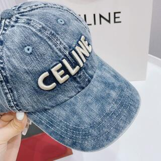 セリーヌ(celine)の人気限定CELINEカウボーイハットa15(ハット)