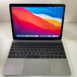 Mac (Apple) - MacBook 2016 12インチ 美品