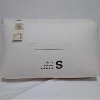 ムジルシリョウヒン(MUJI (無印良品))の無印良品 グレー羽毛掛ふとん・二層式/S シングル 150×210cm 未使用品(布団)