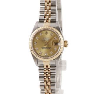 ROLEX - ロレックス  デイトジャスト 79173G 自動巻き レディース 腕時計