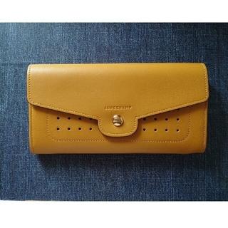 ロンシャン(LONGCHAMP)のロンシャン マドモアゼル 長財布(財布)