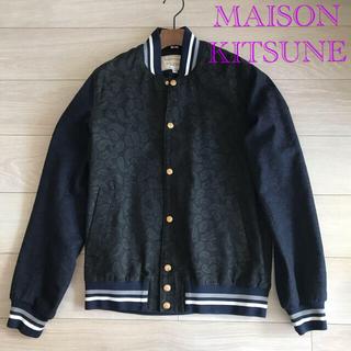 MAISON KITSUNE' - MAISON KITSUNE ペイズリースタジャン ブルゾン