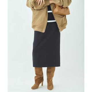 プラージュ(Plage)のPlage Iライン ストレッチタイトスカート 38サイズ(ロングスカート)