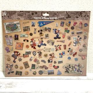 Disney - 新品未開封☆ディズニー35周年 記念グッズ・シール