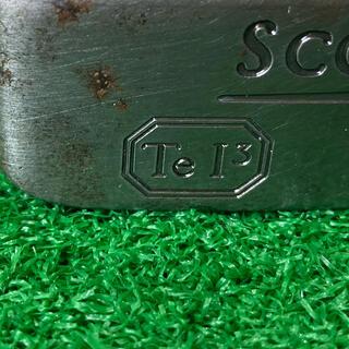 スコッティキャメロン(Scotty Cameron)のtel3 サンタフェ ソールスタンプ スコッティキャメロン  35インチ(クラブ)