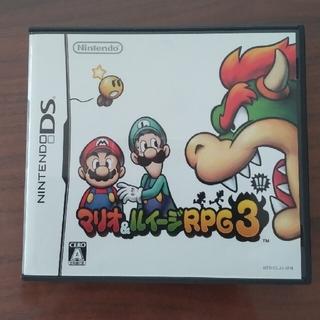 ニンテンドーDS - マリオ&ルイージRPG3!!! DS