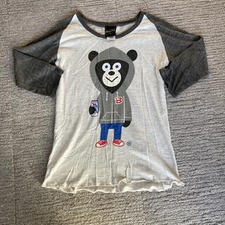 ビームス(BEAMS)のBEAMS 7分袖Tシャツ ワンダーベア ラグラン(Tシャツ/カットソー(七分/長袖))
