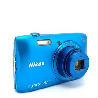 Nikon - Nikon COOLPIX S3600 コバルトブルー 本体のみ