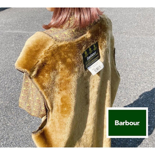 Barbour - 90s Barbour WARM PILELINING バブアーライナー C44