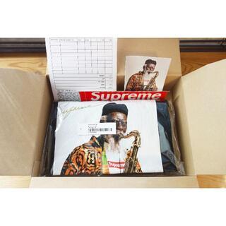 Supreme - Supreme 20AW Pharoah Sanders Tee 黒 L 新品