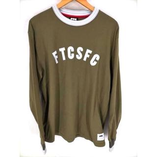 エフティーシー(FTC)のFTC(エフティーシー) ARC LOGO L/S TOP メンズ トップス(Tシャツ/カットソー(七分/長袖))