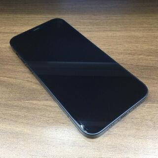 iPhone - IPhone12 64GB ブラック SIMフリー 美品