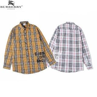 長袖シャツ2枚14000円Burberry バーバリータグ付き在庫処分