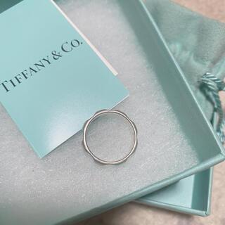 ティファニー(Tiffany & Co.)のTiffany シルバーリング(リング(指輪))
