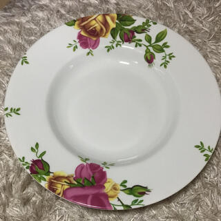 ロイヤルアルバート(ROYAL ALBERT)のロイヤルアルバート 大皿 2枚(食器)