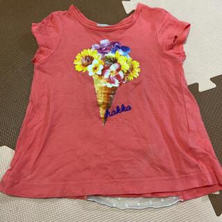hakka kids - ハッカキッズ Tシャツ サイズ100