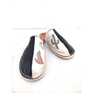 フットザコーチャー(foot the coacher)のfoot the coacher(フットザコーチャー) メンズ シューズ(サンダル)