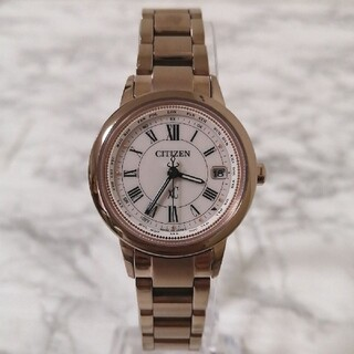 CITIZEN - CITIZEN クロスシー  EC1144-51W  腕時計