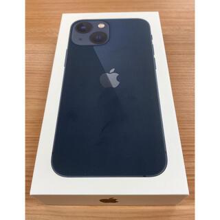 Apple - アップル iPhone13 mini 256GB ミッドナイト au