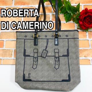 ロベルタディカメリーノ(ROBERTA DI CAMERINO)のRoberta di Camerino ロベルタディカメリーノ トートバッグ(トートバッグ)