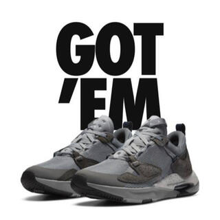 FRAGMENT - Nike Fragment Air Jordan Cadence 27.5cm