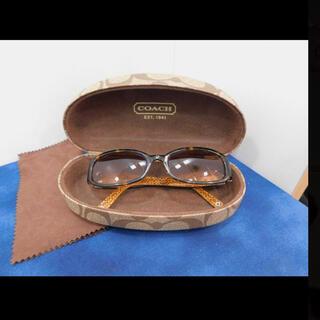 COACH - coach サングラス 専用ケース 専用の眼鏡拭き