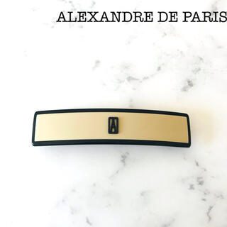 Alexandre de Paris - ☆新品ALEXANDRE DE PARIS 50周年記念限定 バレッタ 8cm