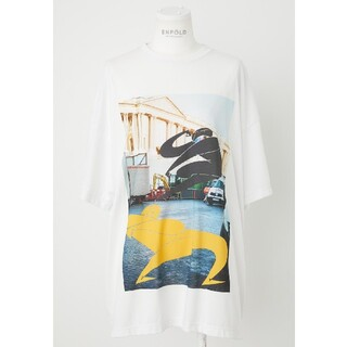 ENFOLD - ENFOLD エンフォルド リゲコラボ Tシャツ 新品