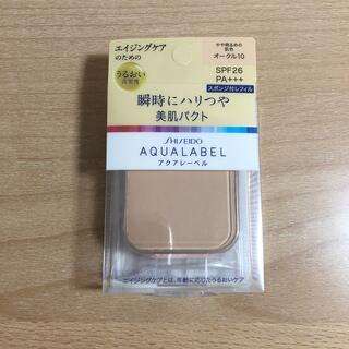 AQUALABEL - アクアレーベル AQUALABEL 明るいつや肌パクト ファンデーション 美肌