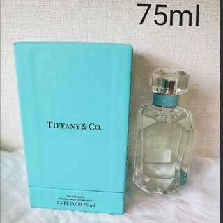 ティファニー(Tiffany & Co.)のTIFFANY オードパルファム 75ml(香水(女性用))