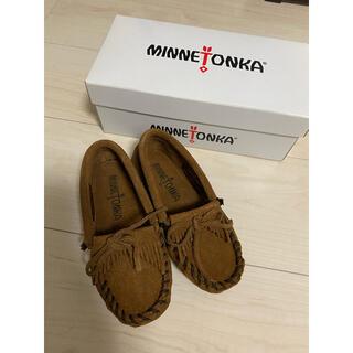 Minnetonka - ミネトンカ モカシン 16cm【新品未使用】