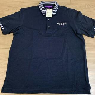 ビームス(BEAMS)のBEAMSGOLF ポロシャツ 未使用新品(ウエア)