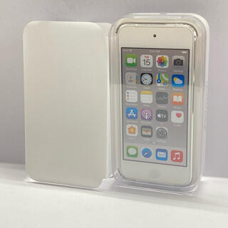 アイポッドタッチ(iPod touch)のApple iPod touch 128GB シルバー 128GB(ポータブルプレーヤー)