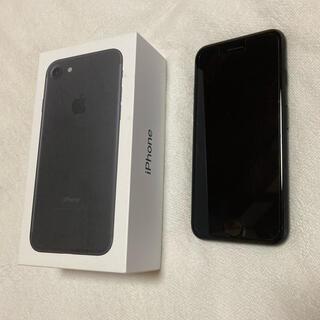 iPhone7 本体 32GB ブラック
