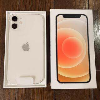 iPhone - Apple iPhone12 mini 64GB ホワイト SIMフリー