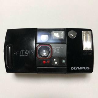 OLYMPUS - 【完動品】OLYMPUS AF-1 TWIN フィルムカメラ【作例あり】