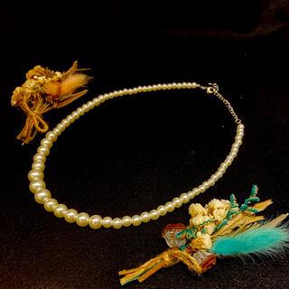 ニードルス(Needles)のパールネックレス pearl necklace(ネックレス)