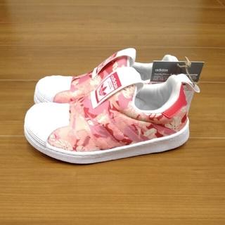 adidas - 【新品】adidas アディダスオリジナルス スリッポン キッズスニーカー