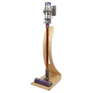 プロイデア 木製 ダイソン コードレスクリーナー用スタンド
