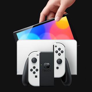Nintendo Switch - 新品未開封 Nintendo Switch本体  有機ELモデル ホワイトカラー