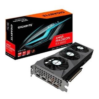 gigabyte RADEON rx6600 (PCパーツ)