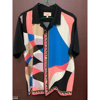 """Supreme - Supreme Emilio Pucci S/S Shirt """"Pink"""" M"""