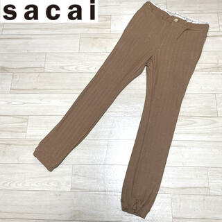 サカイ(sacai)の【used】Sacai Design WOOL pants 2011(その他)